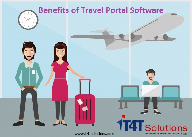 Benefits of Travel Portal Software
