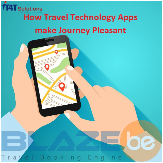 travel technology apps