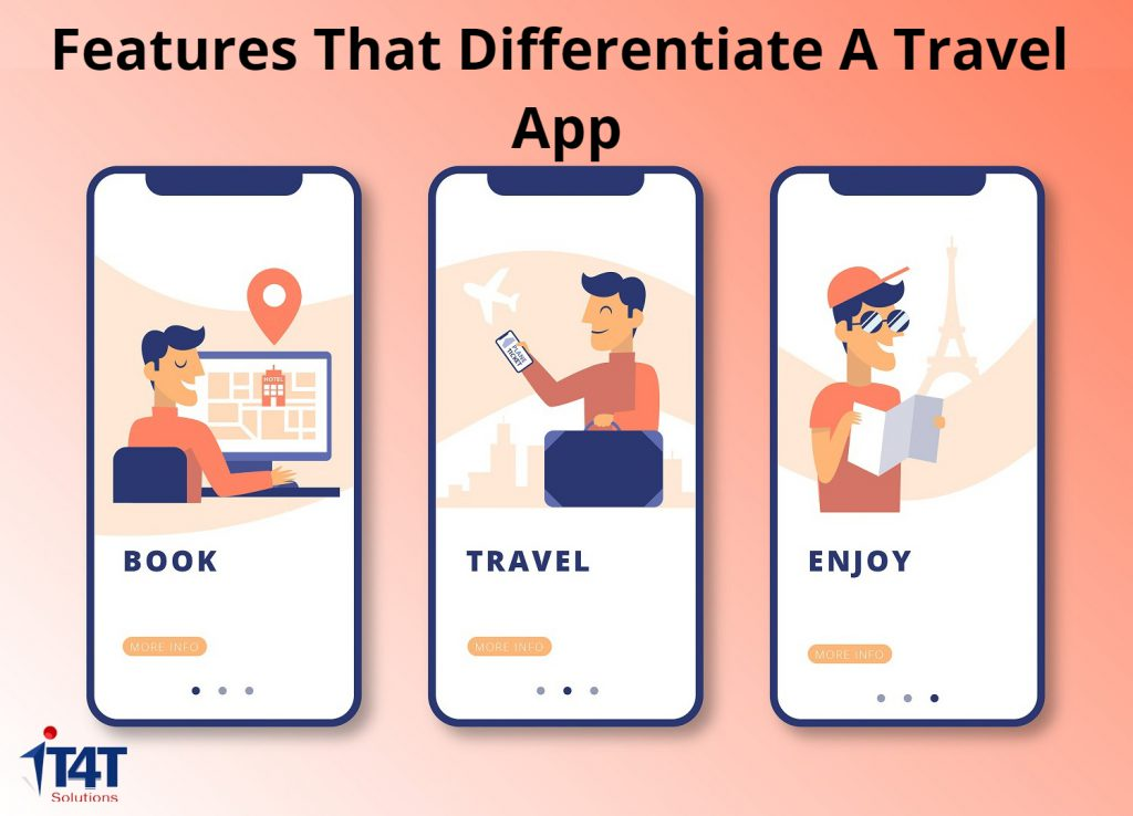 features of travel app